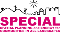 Special - Spatial Planning and Energy for Communities in All Landscapes