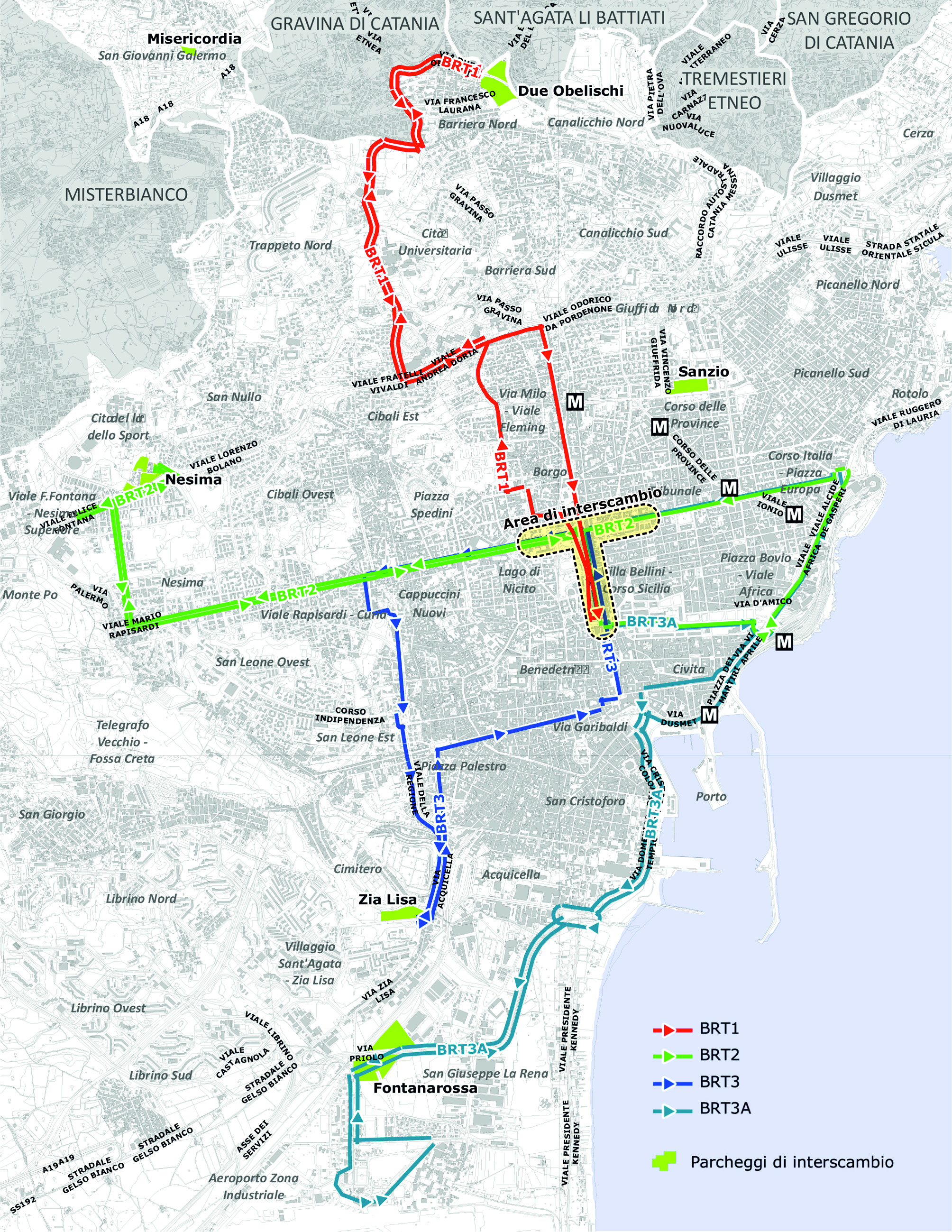 2 Good Practice Example The first Bus Rapid Transit BRT line